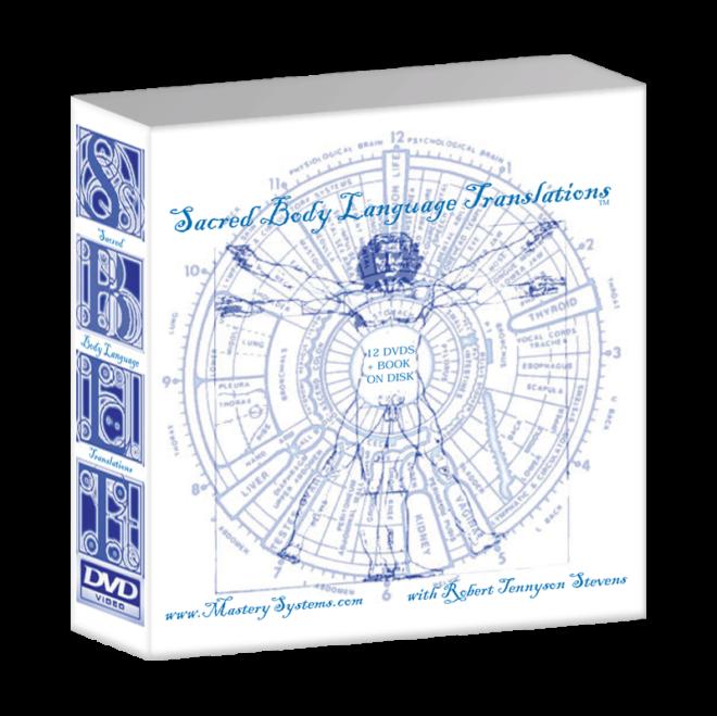 Sacred Body Language Translation DVDs