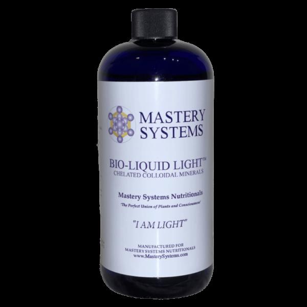 Bio-Liquid LIght MInerals Bottle