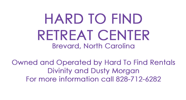 Hard To Find Retreat