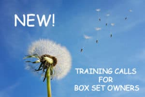 Training Calls for Box Set Owners
