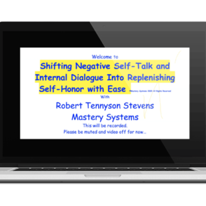 Shifting Negative Self Talk