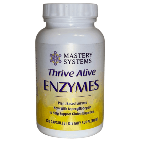 Photo of Thrive Alive Enzyme Bottle